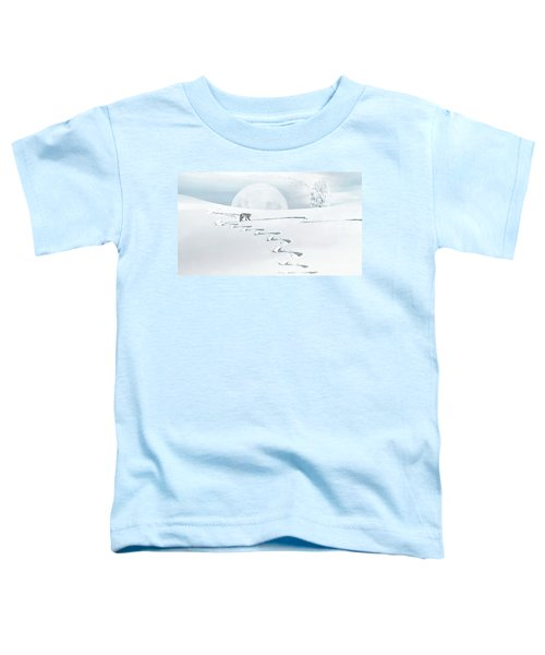 The Silver Fox Toddler T-Shirt