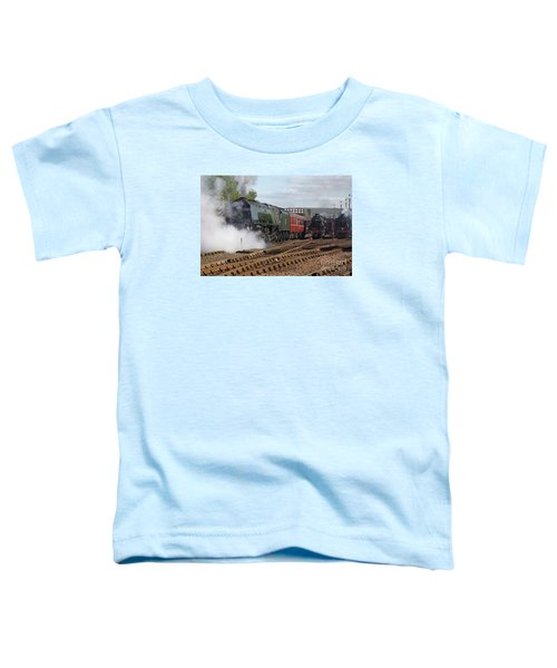 The Steam Railway Toddler T-Shirt