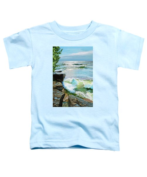 The Storm Is Gone Toddler T-Shirt