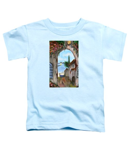 The Street Toddler T-Shirt