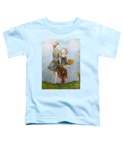 The Surprise Toddler T-Shirt