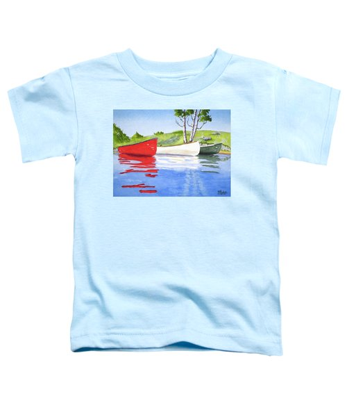 The Three Amigos Toddler T-Shirt
