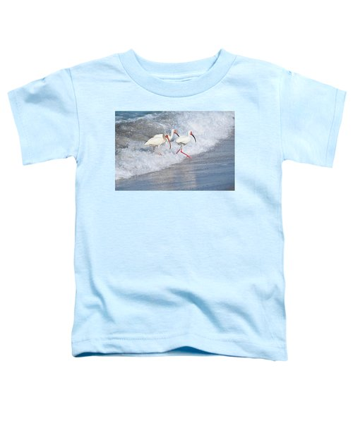 The Tide Of The Ibises Toddler T-Shirt