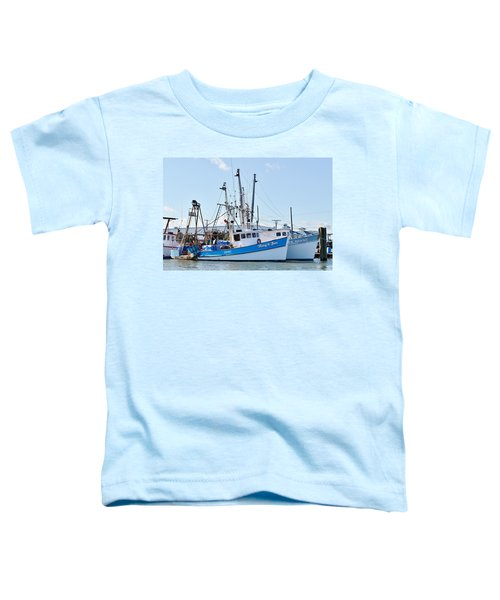 The Tony And Jan - West Ocean City Harbor Toddler T-Shirt