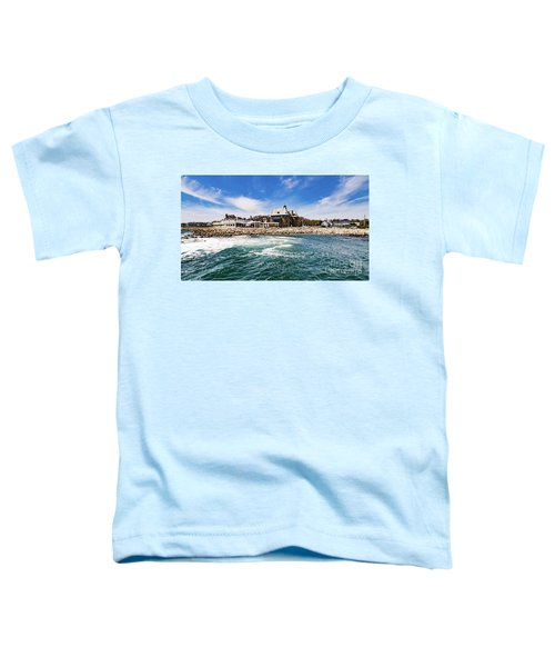 The Towers Of Narragansett  Toddler T-Shirt