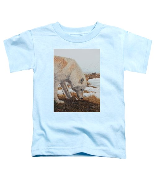 The Tracker Toddler T-Shirt
