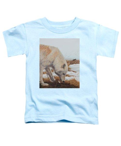 The Tracker Toddler T-Shirt