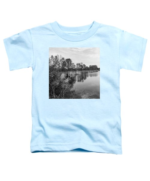 Moving The Water Toddler T-Shirt