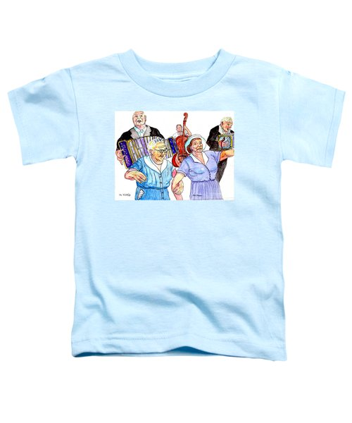 The Wedding - Life On The Stoop Toddler T-Shirt