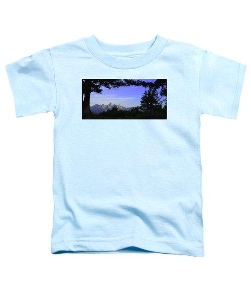 The Wedding Trees Toddler T-Shirt