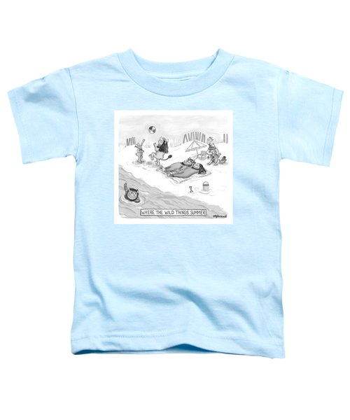 The Wild Things Toddler T-Shirt