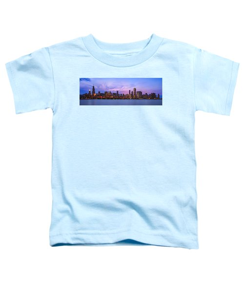 The Windy City Toddler T-Shirt by Scott Norris