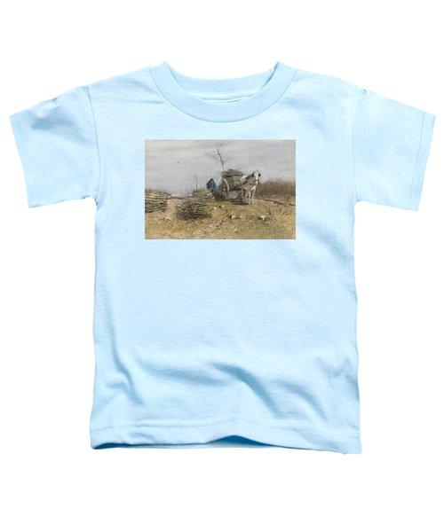 The Wood Gatherer Toddler T-Shirt