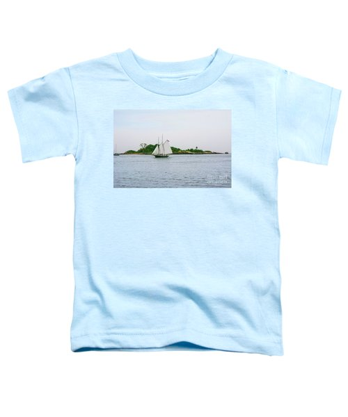 Thomas E. Lannon Cruising Toddler T-Shirt