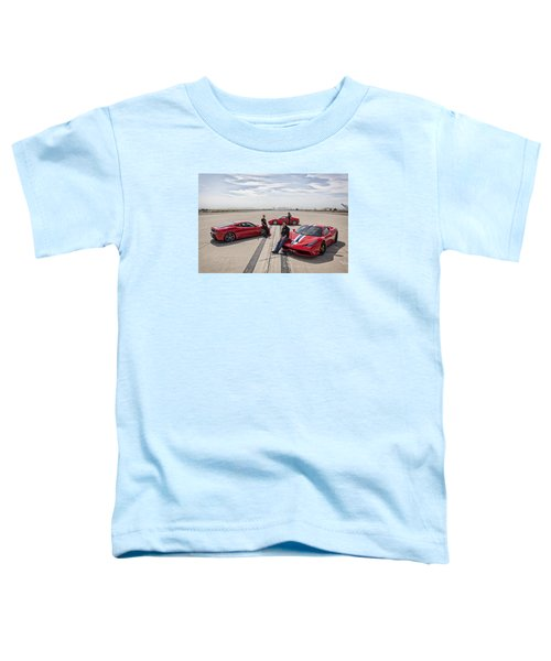 Three Amigos Toddler T-Shirt