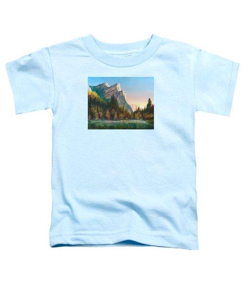 Three Brothers Morning Toddler T-Shirt