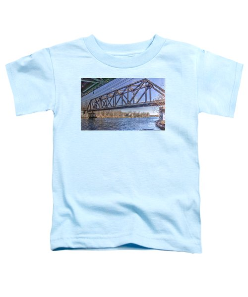 Three Rivers Trestle Toddler T-Shirt