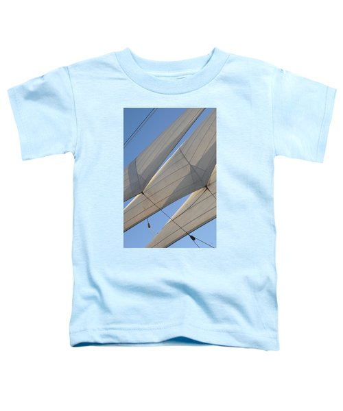 Three Sails Toddler T-Shirt