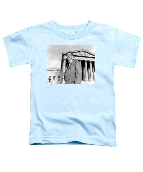 Thurgood Marshall Toddler T-Shirt