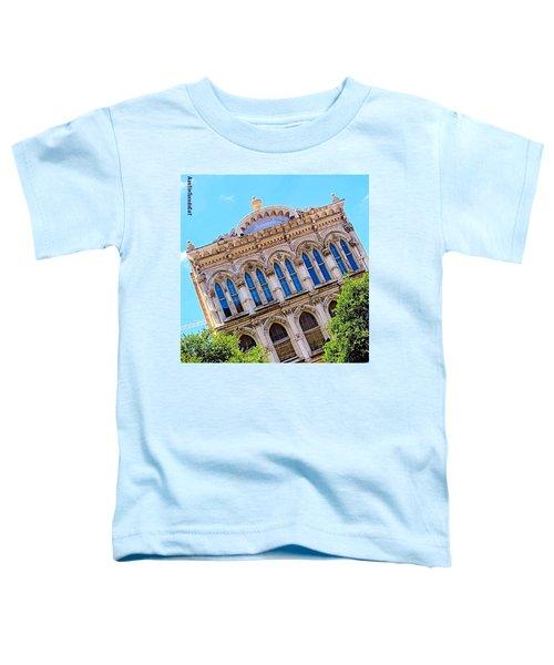 Thursday Morning #downtown #austin Toddler T-Shirt