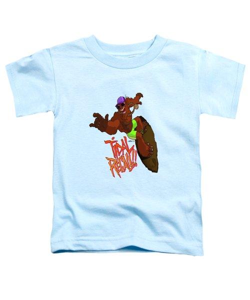 Tidal Recall  Toddler T-Shirt
