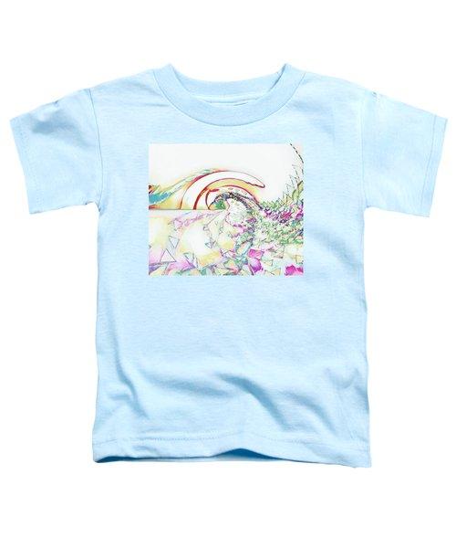 Tidal Wave Toddler T-Shirt