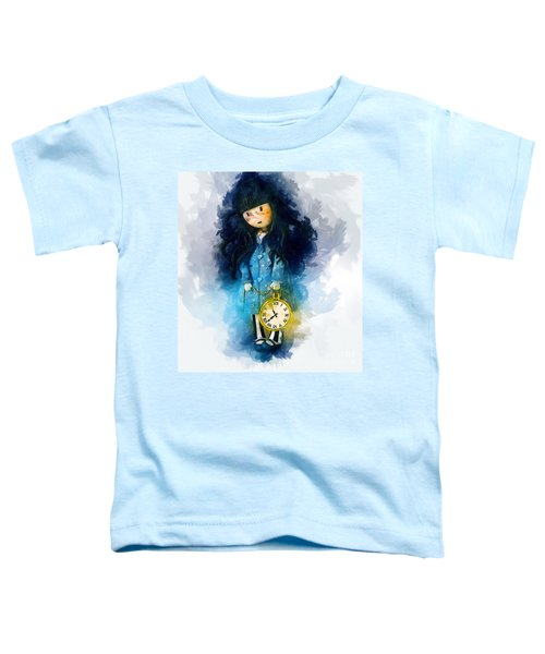 Time For Bed Toddler T-Shirt