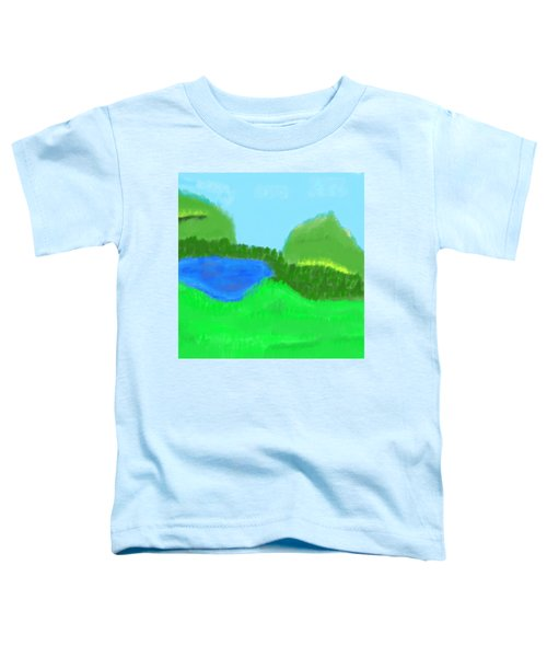 Time For Fishing Toddler T-Shirt