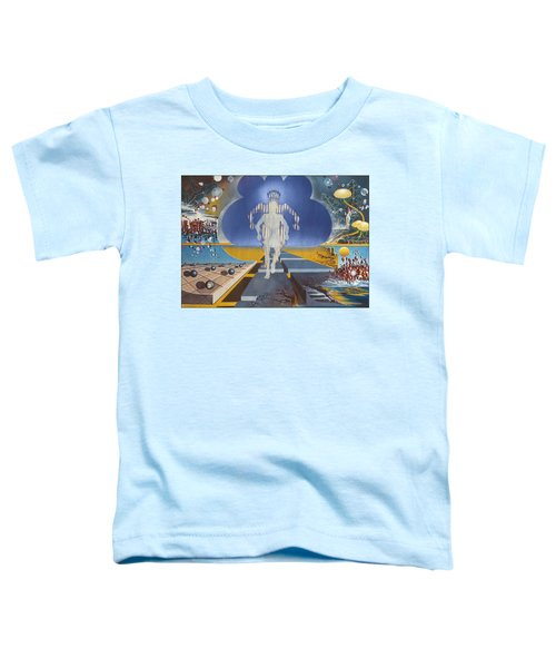 Time Runner Toddler T-Shirt