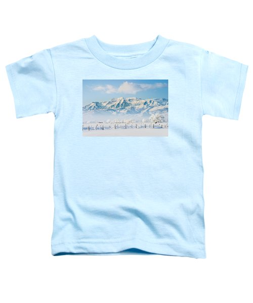 Timp In Winter Toddler T-Shirt