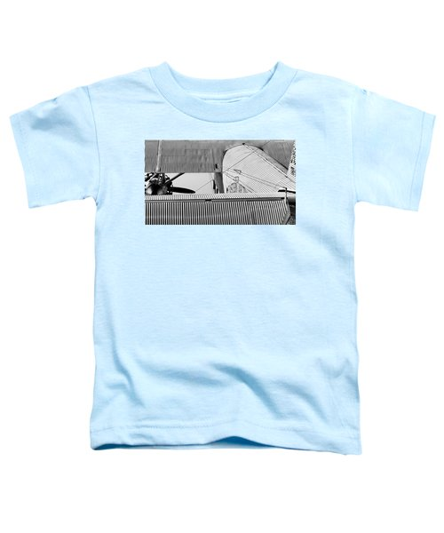 Tin Drag Toddler T-Shirt