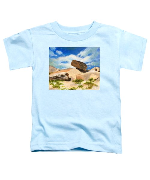 Toadstool Park Nebraska Toddler T-Shirt