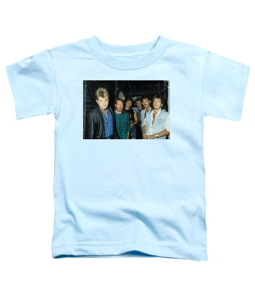 Tom Cochrane And Red Rider Toddler T-Shirt