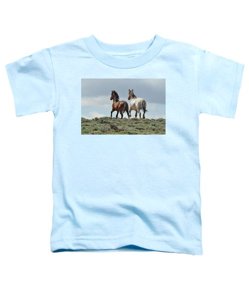 Too Beautiful Toddler T-Shirt