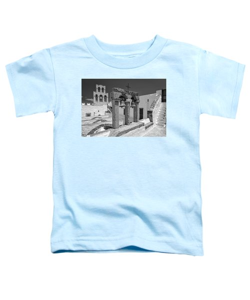 Top Of The Monastery Toddler T-Shirt