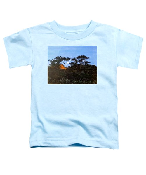 Torrey Pines In The Morning Toddler T-Shirt