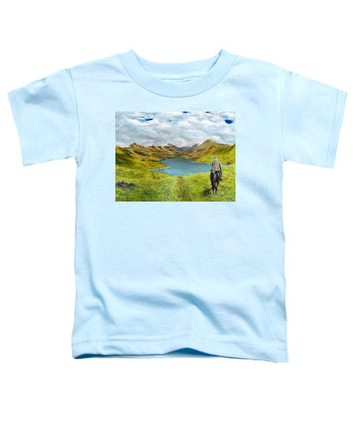 Tracking Niseag Toddler T-Shirt