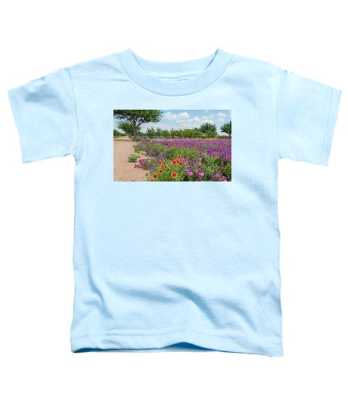 Trailing Beauty Toddler T-Shirt