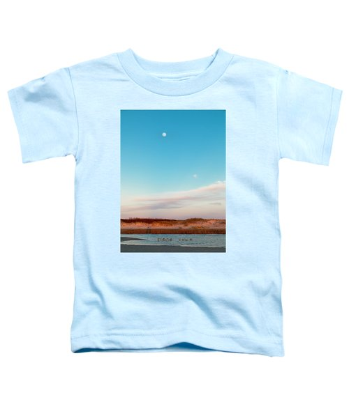 Tranquil Heaven Toddler T-Shirt by Betsy Knapp