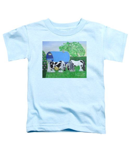 Travelling Light Toddler T-Shirt