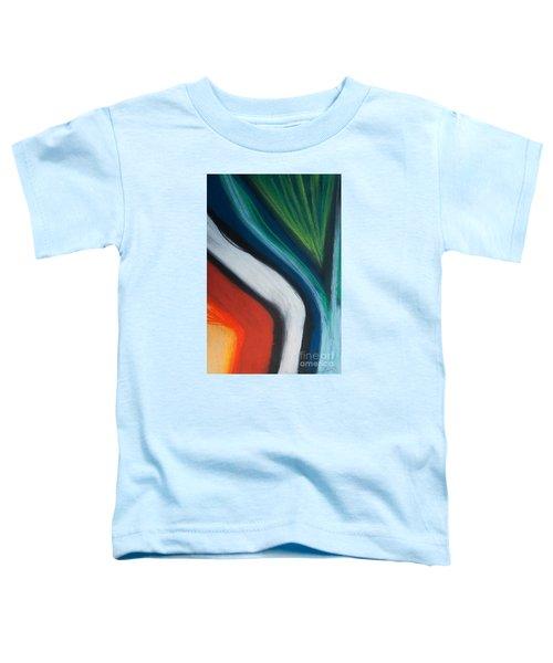 Tree In Bloom Toddler T-Shirt