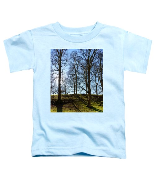 Tree Silhouettes Toddler T-Shirt