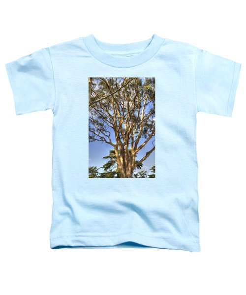Tree To The Heavens Toddler T-Shirt