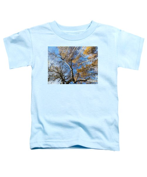 Trees Grow To The Sky Toddler T-Shirt