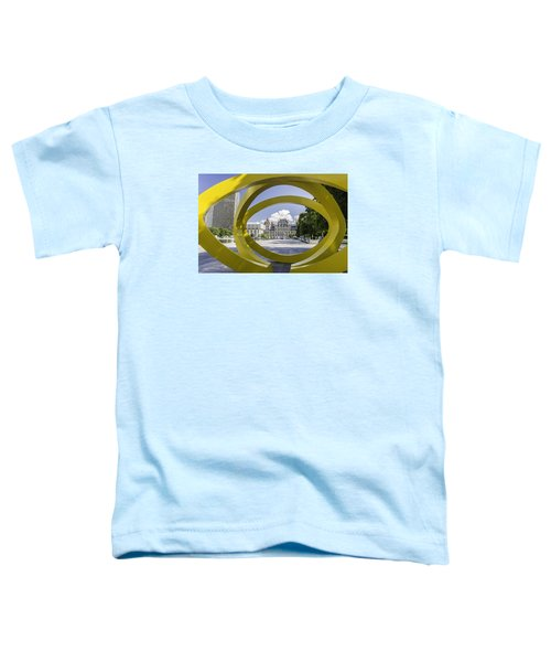 Trio Toddler T-Shirt