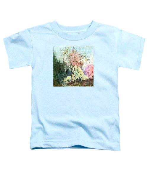Triptych Panel 1 Toddler T-Shirt