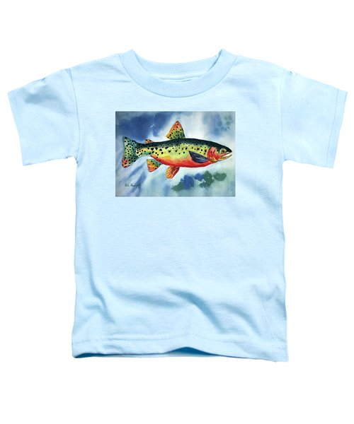 Trout Toddler T-Shirt