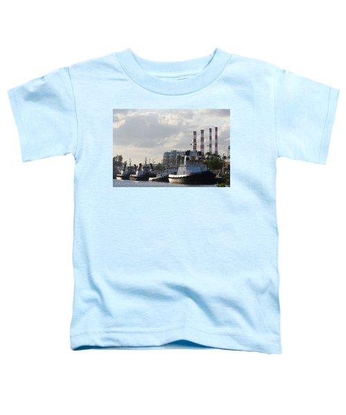 Tugs Toddler T-Shirt