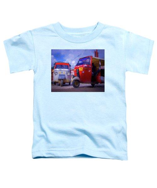 Tuk Tuks  Toddler T-Shirt