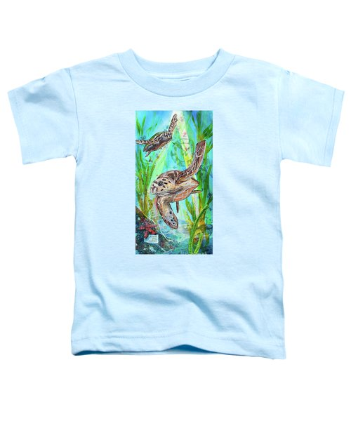 Turtle Cove Toddler T-Shirt